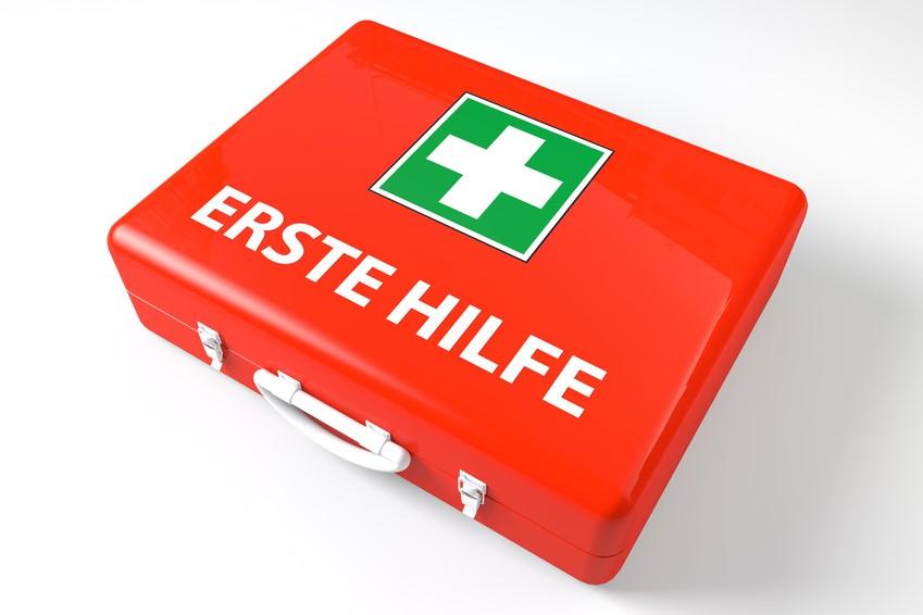 Ökumenische Sozialstation Heidenheimer Land – Erste Hilfe