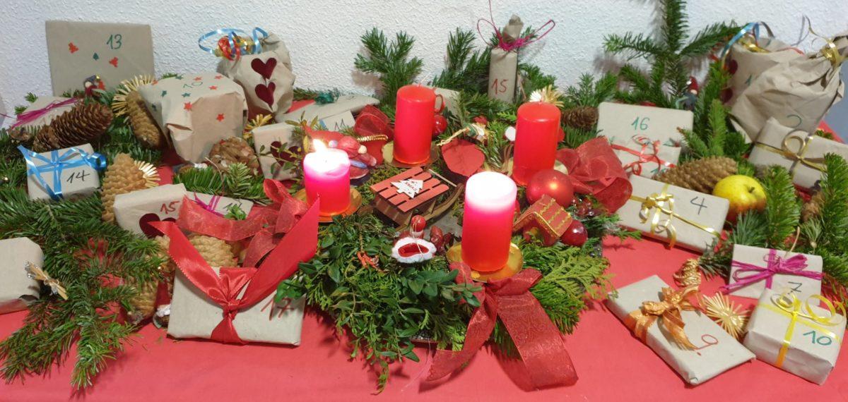 Der 3. Advent kann kommen