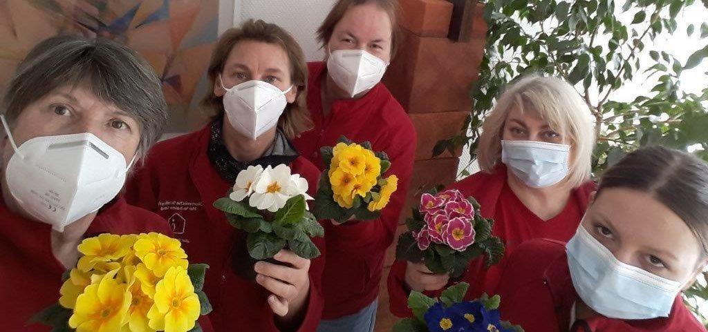 Valentinsgrüße vom Obst- und Gartenbauverein Nattheim und Fleinheim